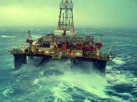 Offshore Drilling Documentary - World's Deepest Offshore Oil Drilling - Prehistoric TV