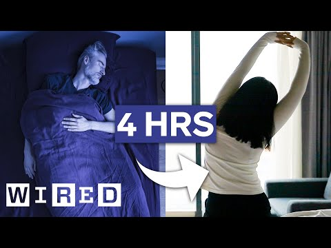 Scientist Explains How Some People Need Only 4 Hours of Sleep | WIRED