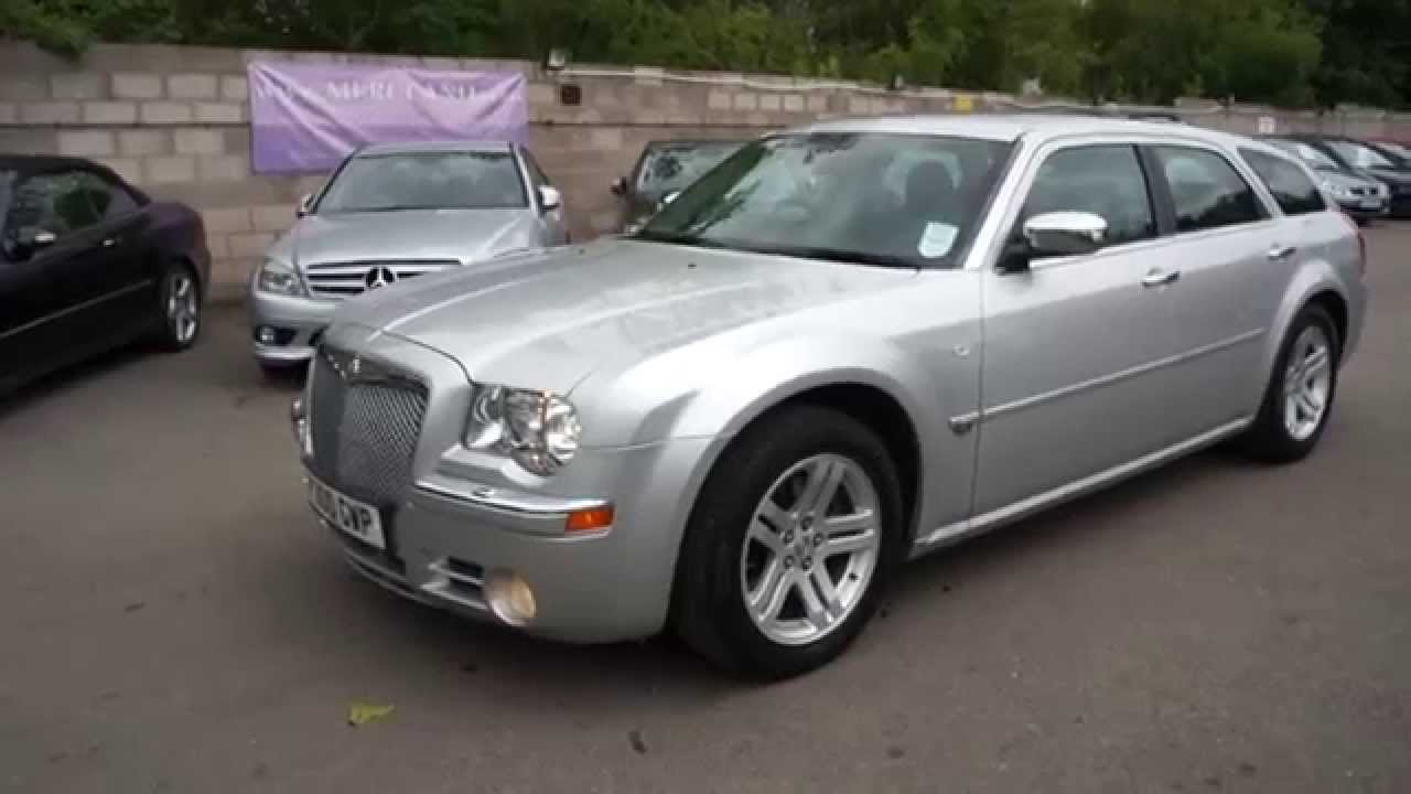2007 56 chrysler 300c estate 3 0 crd diesel automatic for Chrysler 300c diesel