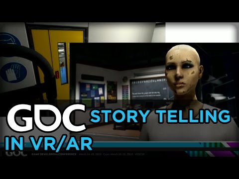 Escaping the Holodeck  Storytelling and Convergence in VR and AR