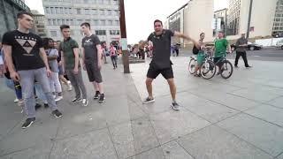 BEST FORTNITE DANCE IN REAL LIFE