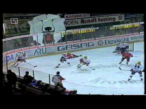 Eisbären : Berlin Capitals 5:0 Playoffs 1996/97 Spiel 3 1/2
