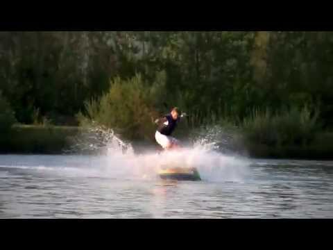 Cable Wakeboarding in Linz, Austria!!