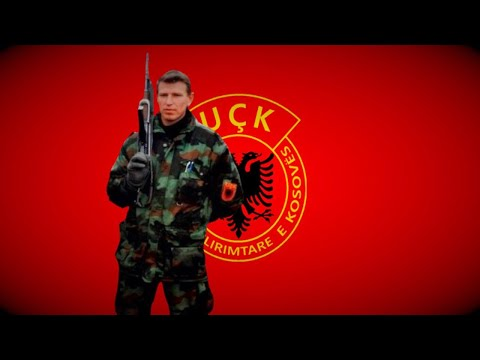 The Heroes of Kosovo - (UÇK Song)