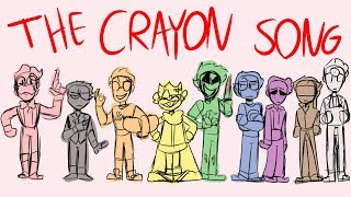 dark ruins the crayon song