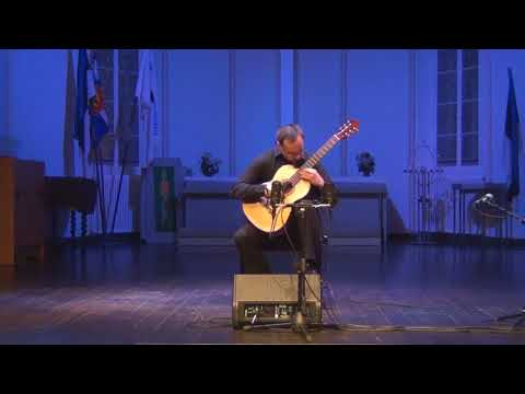 И. С. Бах. Фуга BWV 1000. (Константин ИЛЬГИН, гитара)