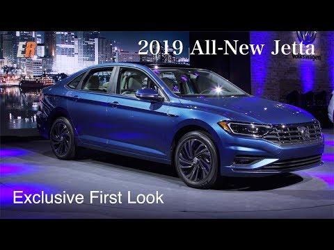 ALL NEW 2019 Volkswagen Jetta First Look - Bigger, Better and Beats