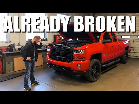 My New Chevy Truck Is Already Broken!! Should I Have Bought A Ford??