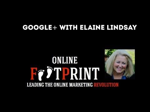 Online FootPrint Magazine: Andrew McCauley interviews Elaine Lindsay