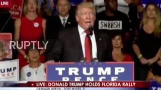 USA: Has Hilary ever called