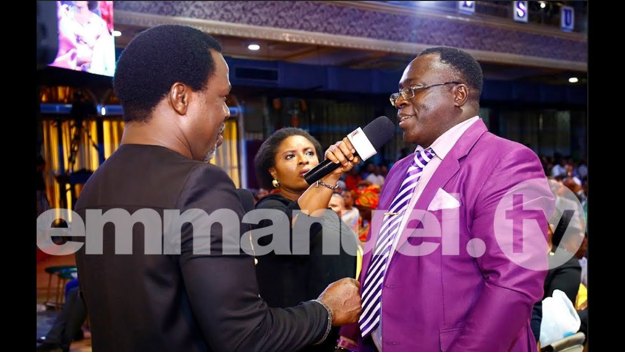 SCOAN 08/07/18: Prophecy Time & Deliverance with TB Joshua | Live Sunday  Service