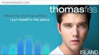 "Thomas Fiss New Song ""Island"" Official Lyrics Video"