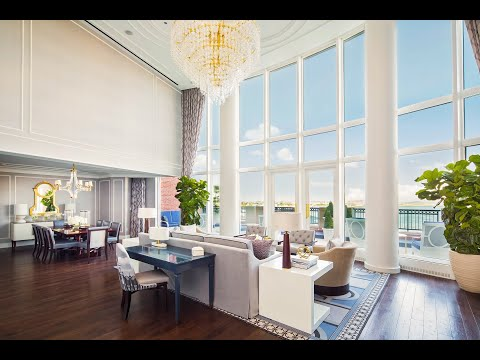 Boston Harbor Hotel - John Adams Presidential Suite Documentary