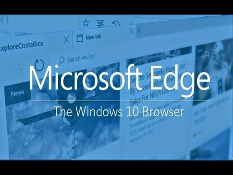 Cómo descargar/bajar iso Windows 10 build 10162 con Navegador Microsoft Edge (Project Spartan)