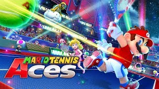 "Mario Tennis Aces [Feat Manny] ""Random Buttons huh"""