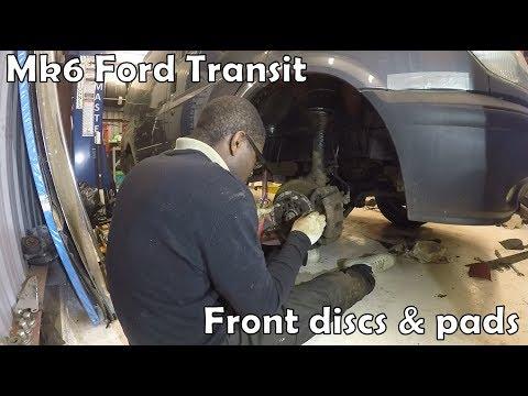 MK6 Ford Transit Front Brake Discs & Pads