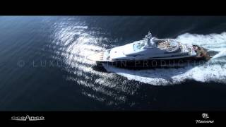 Oceanco mega yacht 88,50 m NIRVANA for sale - Exclusive official video -(TOP 50'S LARGEST YACHTS, EXCLUSIVE OFFICIAL video of the new OCEANCO 88,50m NIRVANA for sale. 43rd rank at the top world's 100 largest yachts., 2012-10-03T09:56:34.000Z)