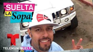 Esteban Loaiza enfrenta acusaciones de narcotráfico   Suelta La Sopa   Entretenimiento