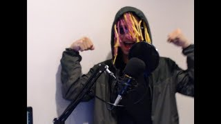 """When Lil Pump was recording """"Boss"""""""