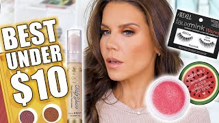 BEST UNDER $10 | NEW FALL MAKEUP