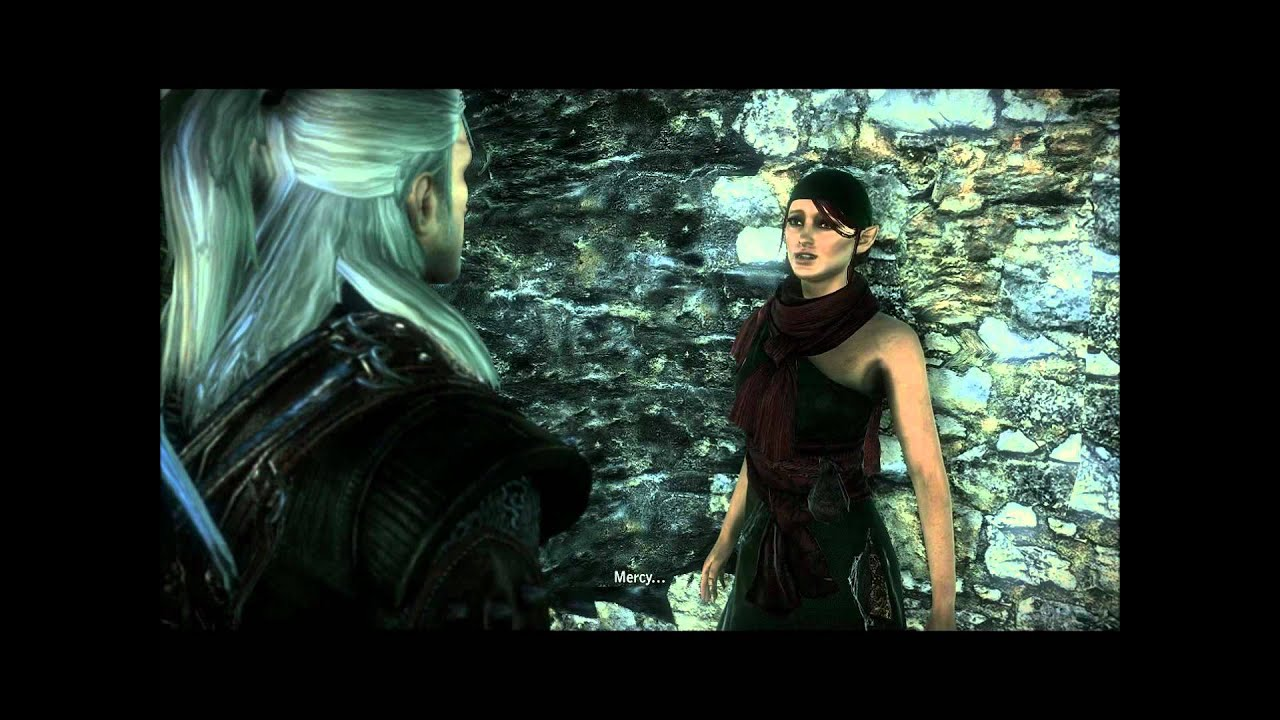 The Witcher 2 Find Malena Youtube
