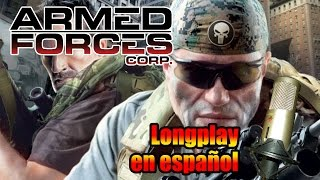Armed Forces Corp. - Longplay en castellano
