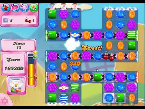 Candy crush 2705 booster strategy youtube - 1600 candy crush ...