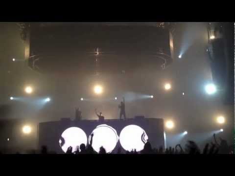 Swedish House Mafia - Bill Graham Civic Auditorium in San Francisco - 2/15/13