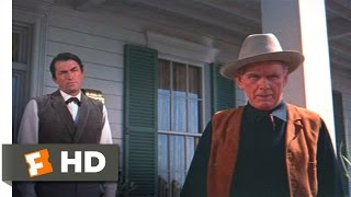 The Big Country (2/10) Movie CLIP - Hunting the Hannasseys (1958) HD