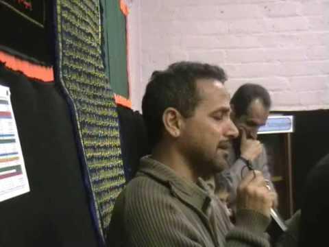Bibi Fatimah Shahadat 2009 - English Shia Islam Majlis Lecture - Nottingham UK p8/8