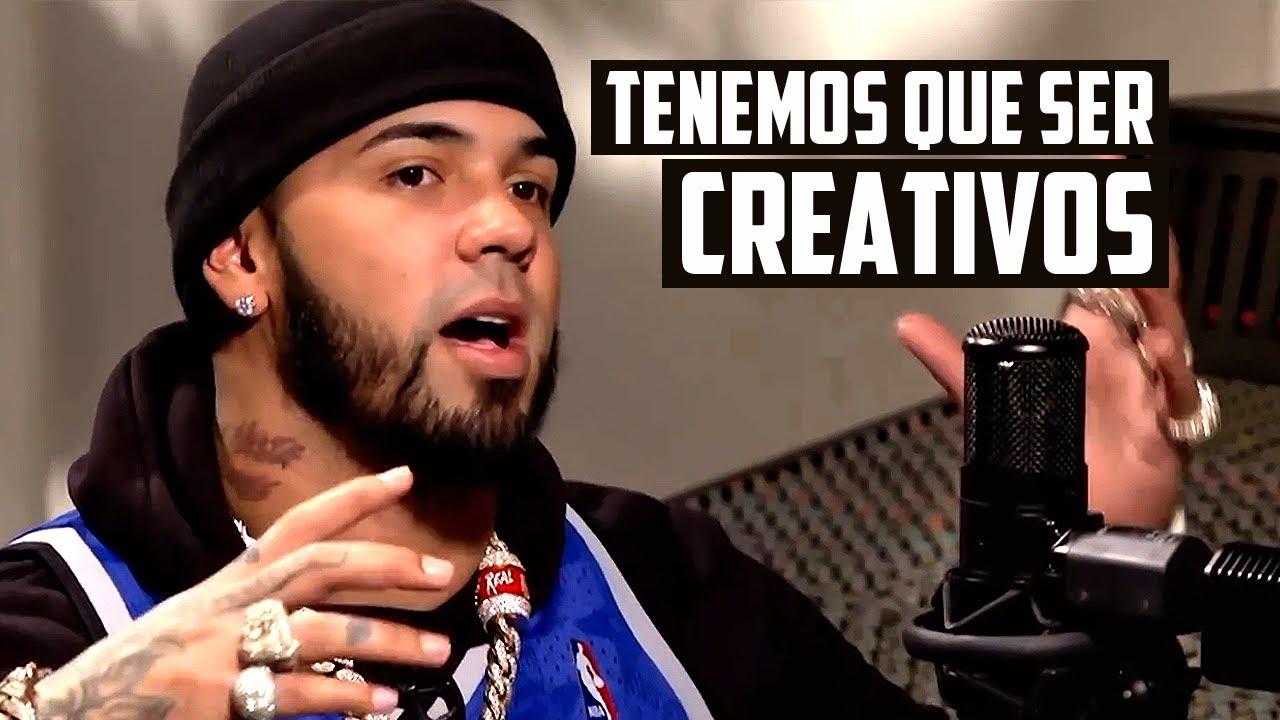 """Anuel AA habla de la Cancion """"Reggaetonera"""" (Emmanuel Album)"""