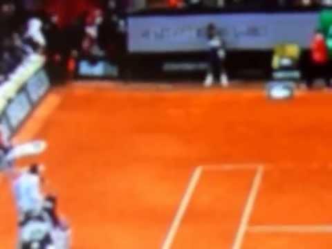 Rafa Nadal v David Ferrer - FINAL *ROLAND-GARROS 2013* [invasion]
