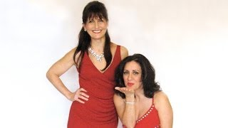"""The Sparklettes Duo sing """"Side By Side"""""""