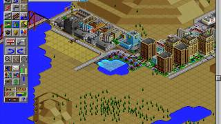 A Highway Appears... - NostalgiaMan Revisits SimCity 2000 (Longplay Part 4/6)