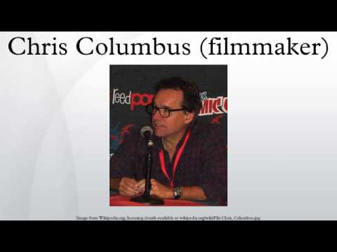 Chris Columbus (filmmaker)