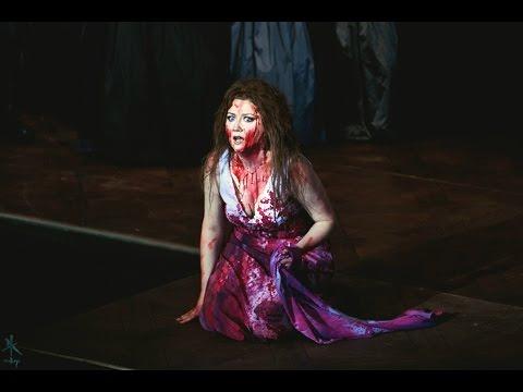 Klára Kolonits: Lucia di Lammermoor Mad Scene 2016