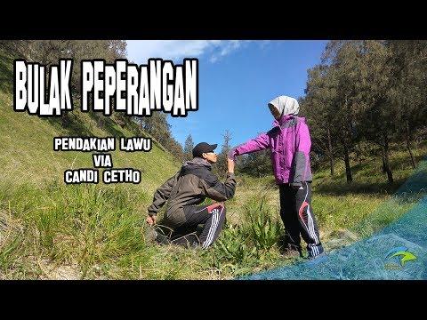 Pendakian Gunung Lawu Via Candi Cetho 3265 mdpl 17-19 Mei 2017 ( Vlog Lengkap Terbaru )