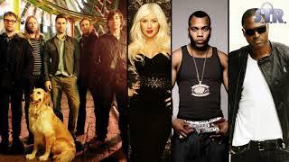 Taio Cruz & Flo Rida vs Maroon 5 Christina Aguilera - Hangover (But Still Got The Moves Like Jagger)