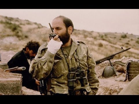 Армянская военная патриотическая песня, фидаи...