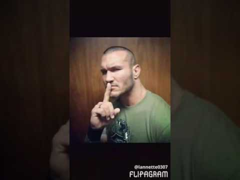 Randy Orton voices