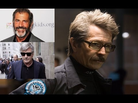 Gary Oldman Defends Mel Gibson and Alec Baldwin in Politically Incorrect Playboy Interview