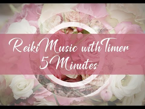Reiki Healing Music with 5 Minutes Bell