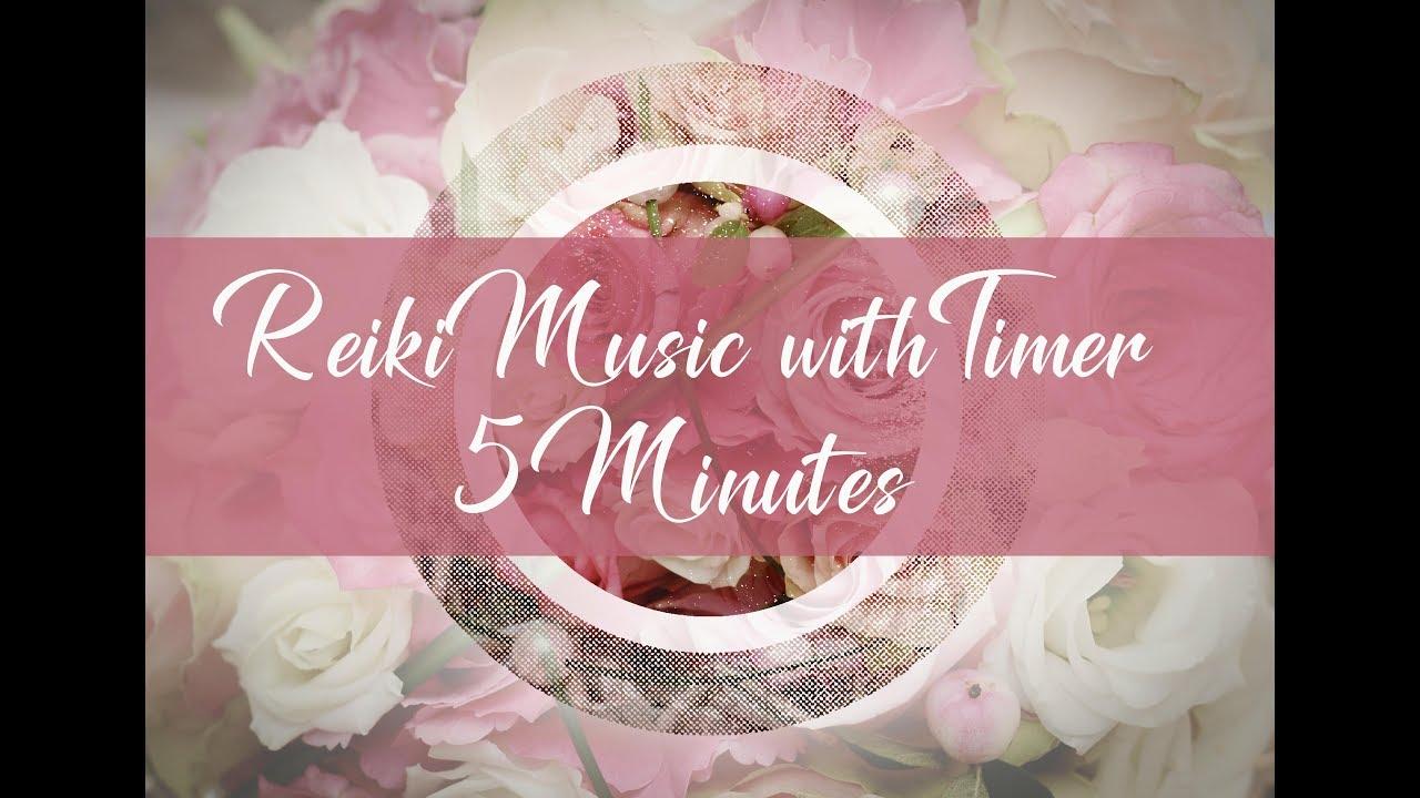 musica de reiki con campanillas cada 5 minutos