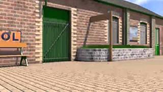 Sheringham Station Outbuilding