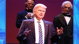 SHOCKING New Theory About That Donald Trump Robot at Walt Disney World!