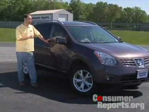 2008 2013 Nissan Rogue Review | Consumer Reports   YouTube