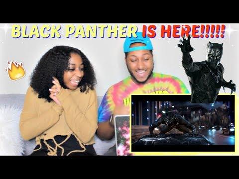 Black Panther Teaser Trailer REACTION!!!!!