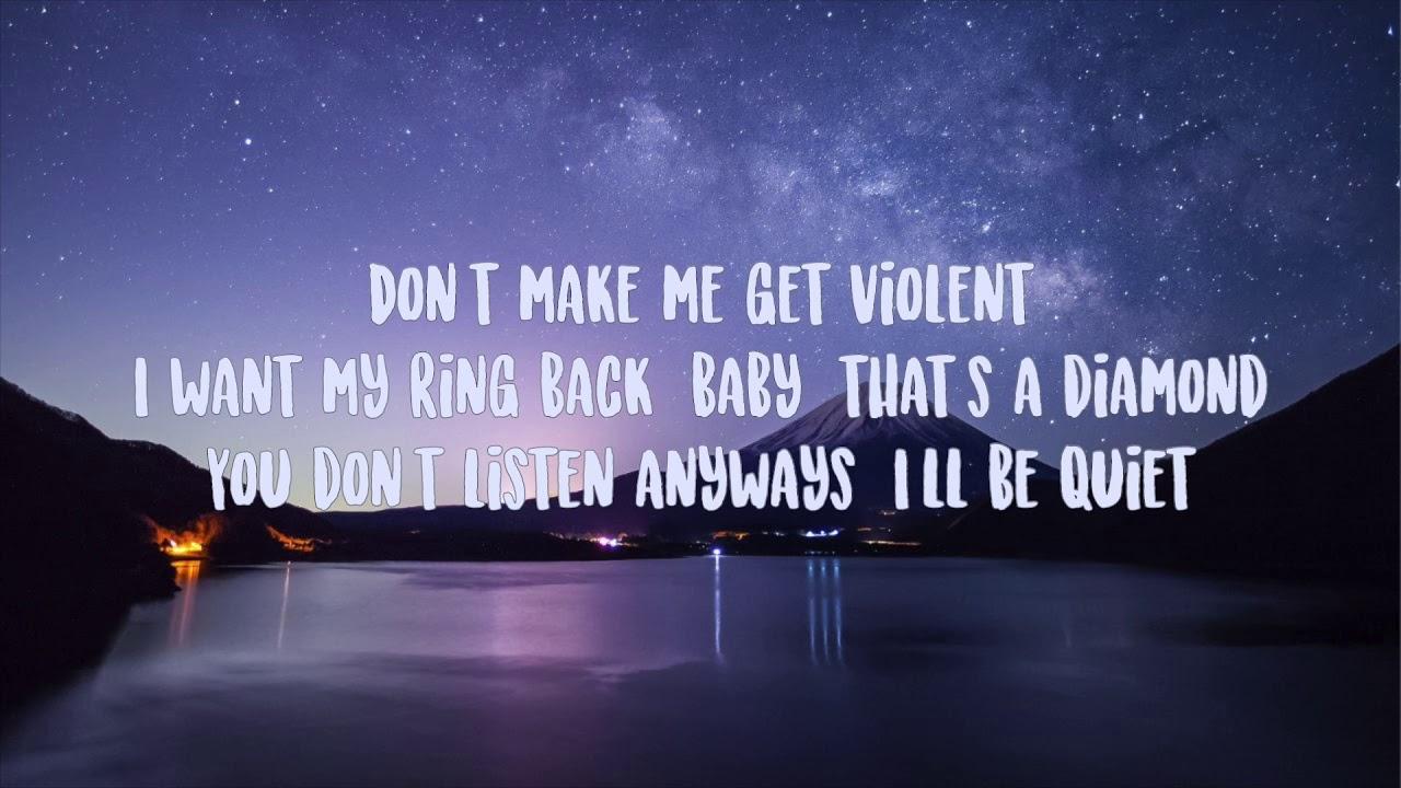 Carolesdaughter Violent Lyrics Youtube