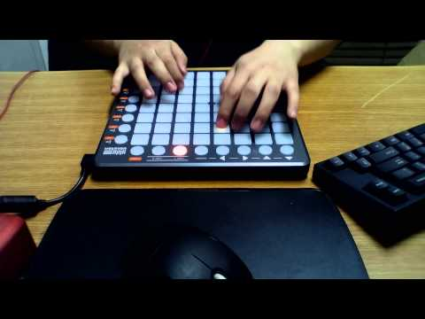Launchpad - Mashup Culture by Launchpad Pro (cover by E.MARK) part. 1