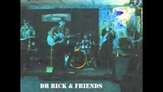 """Little Red Rooster"" - Dr Rick and the Burners Reunion 04/12"